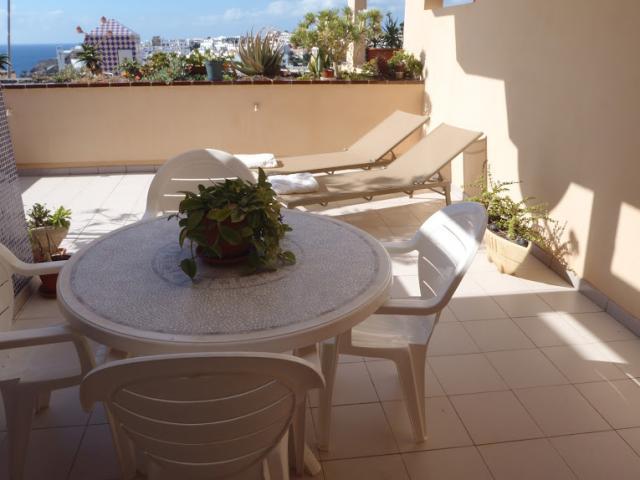 Balcony - Terrace - Morro Jable, Tajinaste , Morro Jable, Fuerteventura
